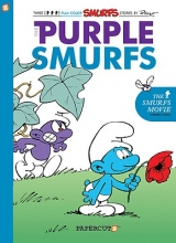 Peyo The Purple Smurfs