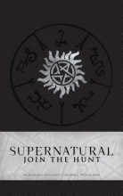 Insight Editions Supernatural Hardcover Ruled Journal