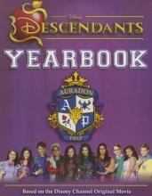 Various Disney Descendants Yearbook Scholastic