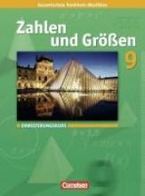 Zahlen und Größen 9. Schuljahr. Schülerbuch. Erweiterungskurs