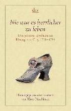 Croÿ, Emmanuel Herzog von Nie war es herrlicher zu leben