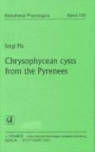 Pla, Sergi Chrysophycean cysts from the Pyrenees