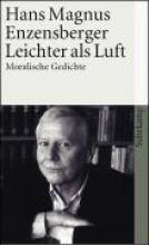 Enzensberger, Hans Magnus Leichter als Luft