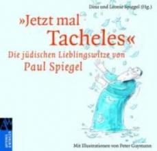 Spiegel, Dina »Jetzt mal Tacheles«