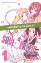 Ohkubo, Atsushi Soul Eater Not 01