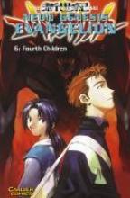 Sadamoto, Yoshiyuki Neon Genesis Evangelion 06. Fourth Children