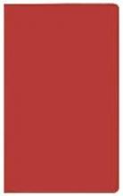 Taschenkalender Saturn Leporello PVC rot 2017