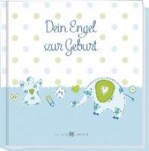 Hübner, Franz Dein Engel zur Geburt (blau)