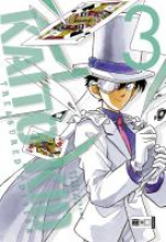 Aoyama, Gosho Kaito Kid Treasured Edition 03
