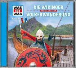 Haderer, Kurt Was ist was Hrspiel-CD: Die WikingerVlkerwanderung