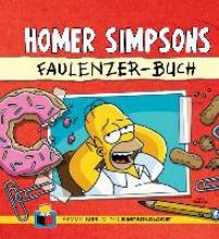 Groening, Matt Das Sammelsurium der Simpsonologie 01. Homer Simpsons Faulenzer-Buch