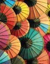 Umbrellas Blankbook