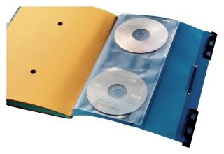 , Hangmap Leitz Alpha Divide It Up A4 blauw