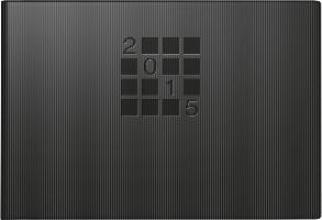 Taschenkalender 2018 Septimus schwarz