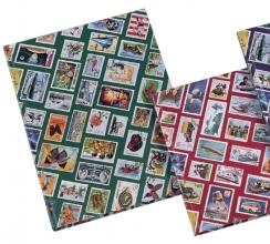 , Postzegelinsteekalbum Leuchtturm A4 16blz