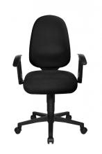 , Bureaustoel Topstar Syncro Pro 5 zwart