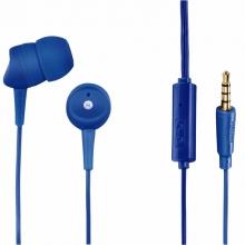 , Oortelefoon Hama in-ear Basic blauw