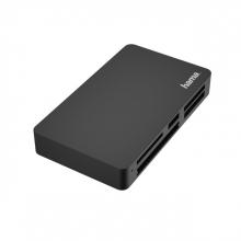 , Kaartlezer Hama USB-A 3.0 alles in 1