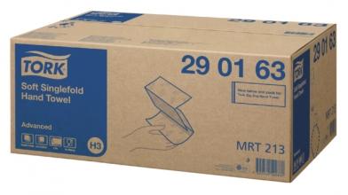 , Handdoek Tork H3 290163 Advanced ZZ 2laags 23x25cm 15x250st