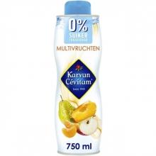 , Siroop Karvan Cevitam multivruchten 0.0% 750ml