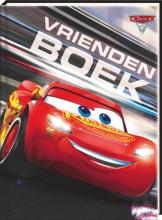 , vriendenboek Disney Cars 3