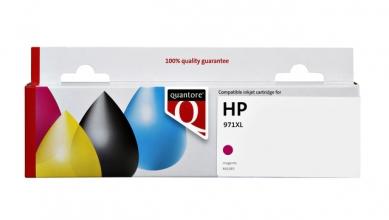 , Inktcartridge Quantore HP CN627AE 971XL rood
