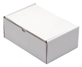 , Postpakket CleverPack golfkarton 220x160x90mm wit 5stuks