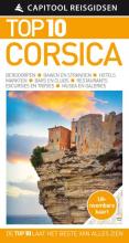 Capitool Capitool Top 10 Corsica + uitneembare kaart