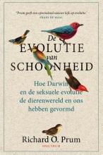 Richard  Prum De evolutie van schoonheid