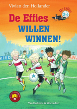 Vivian den Hollander , De effies willen winnen!