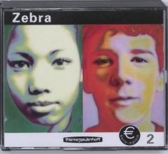 Zebra 2 audio cd set 5 ex.
