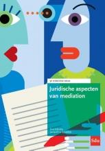 Jacqueline Spierdijk Eva Schutte, Juridische aspecten van mediation