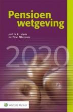 E. Lutjens, P.J.M. Akkermans Pensioenwetgeving 2020