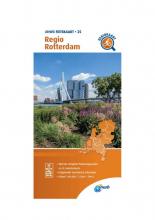 ANWB , Fietskaart Regio Rotterdam 1:66.666