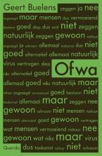 Geert Buelens , Ofwa