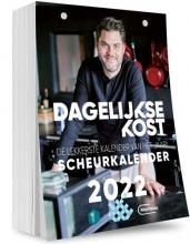 Jeroen Meus , Dagelijkse Kost Scheurkalender 2022