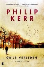 Philip  Kerr Grijs verleden
