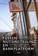 Rogier Overman Jaap Barendregt, Tussen nutsinstelling en bankplatform