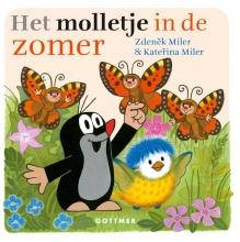Katerina  Miler Molletje : Het molletje in de zomer