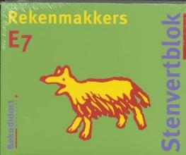 , Stenfertblok Rekenmakkers E7