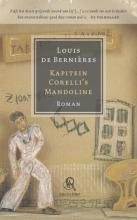Louis de Bernieres Kapitein Corelli`s mandoline (Grote letter) - POD editie