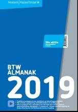 Jacques van Blijswijk (hoofdredactie) , Nextens BTW Almanak 2019