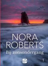 Nora Roberts , Bij zonsondergang (in 2 banden)
