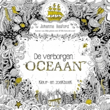 Johanna  Basford De verborgen oceaan