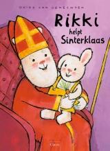 Guido Van Genechten Rikki helpt Sinterklaas