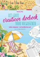 Natascha  Pitz Het grote creatieve doeboek voor volwassenen