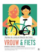 Nynke de Jong, Marijn de Vries Vrouw en fiets