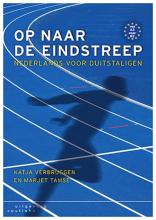 Katja  Verbruggen, Marjet  Tamse Op naar de eindstreep