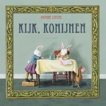 Daphne  Louter Kijk, konijnen