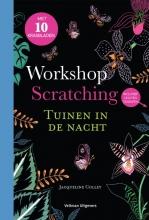 Jacqueline  Colley Workshop scratching: Tuinen in de nacht